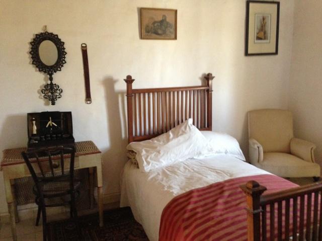 Carter's Bedroom - photo B.Nioche