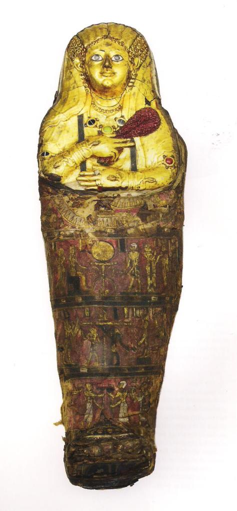mummy child