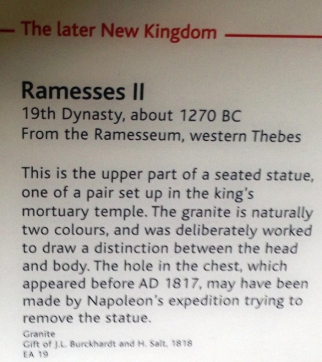 Ramesses ii WRITE UP