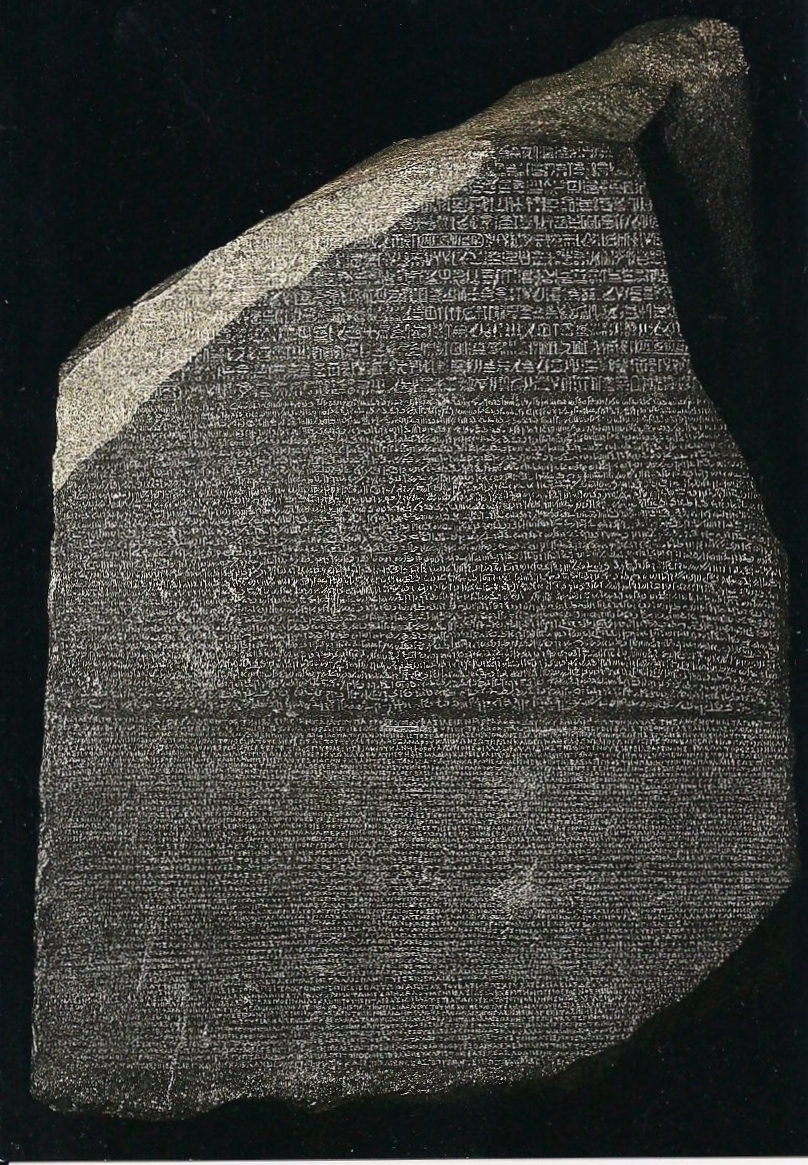 ROSETTA STONE? WHAT IS IT? | Egypt My Love Rosetta Stone