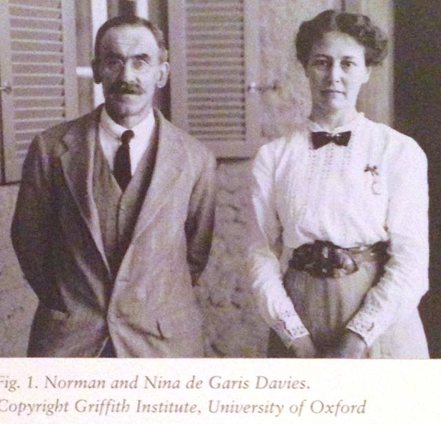 Norman & Nina Davies