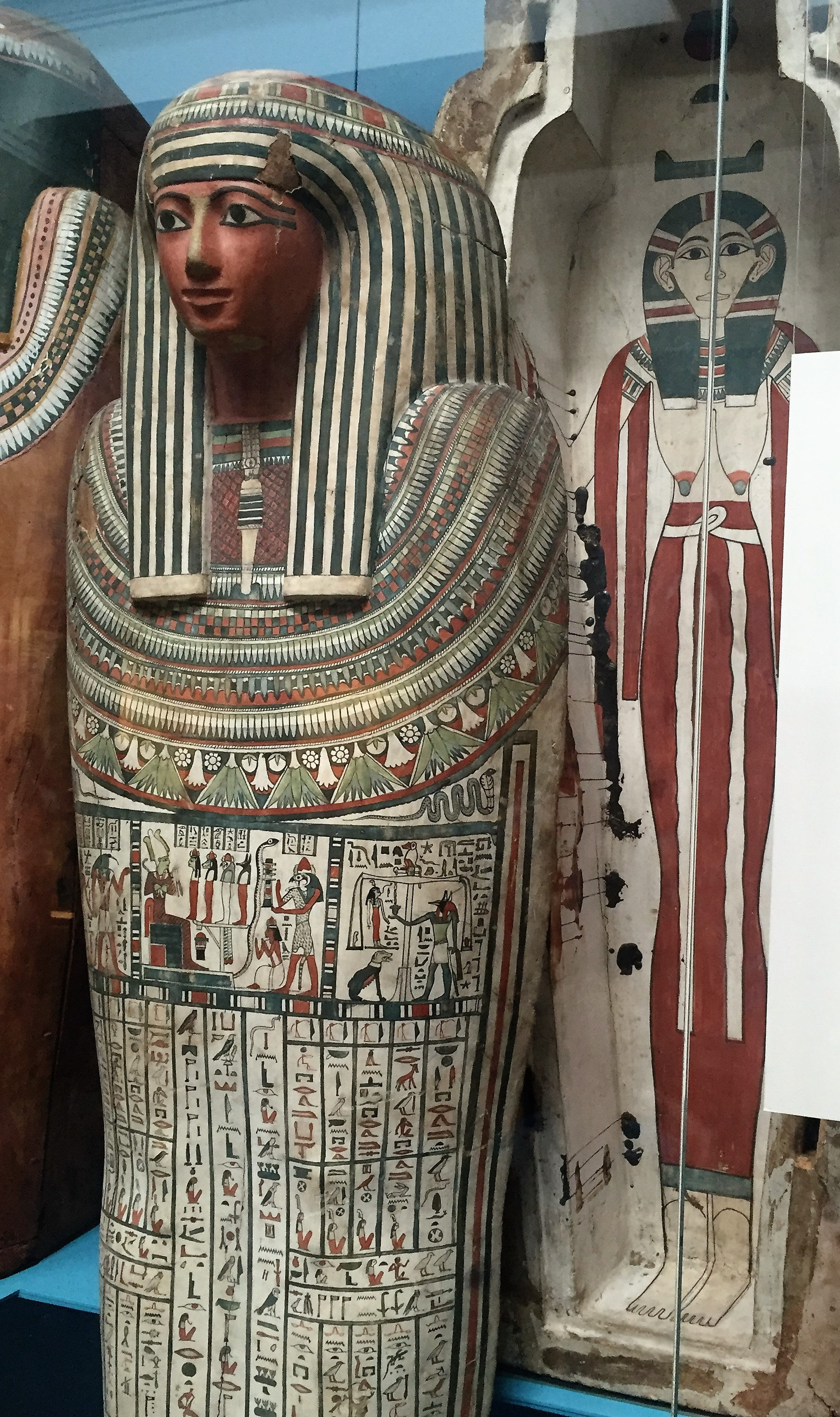 pharaoh mummification and afterlife The underworld and the afterlife in ancient egypt to the ancient egyptians, the underworld was a dangerous region that one's spirit had to traverse.