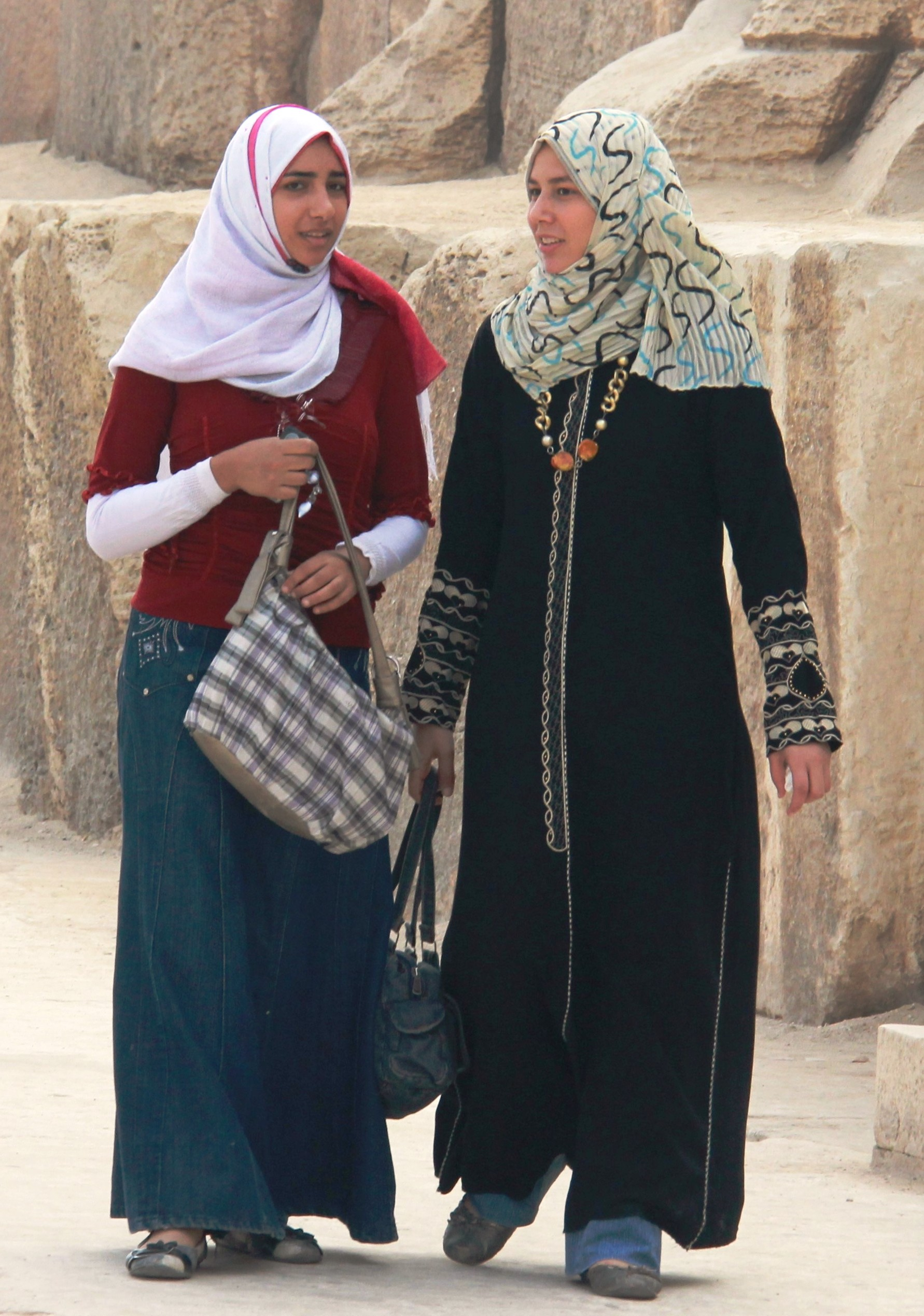 Egypt's Daily Life – Headscarves and Fashion | Egypt My Love